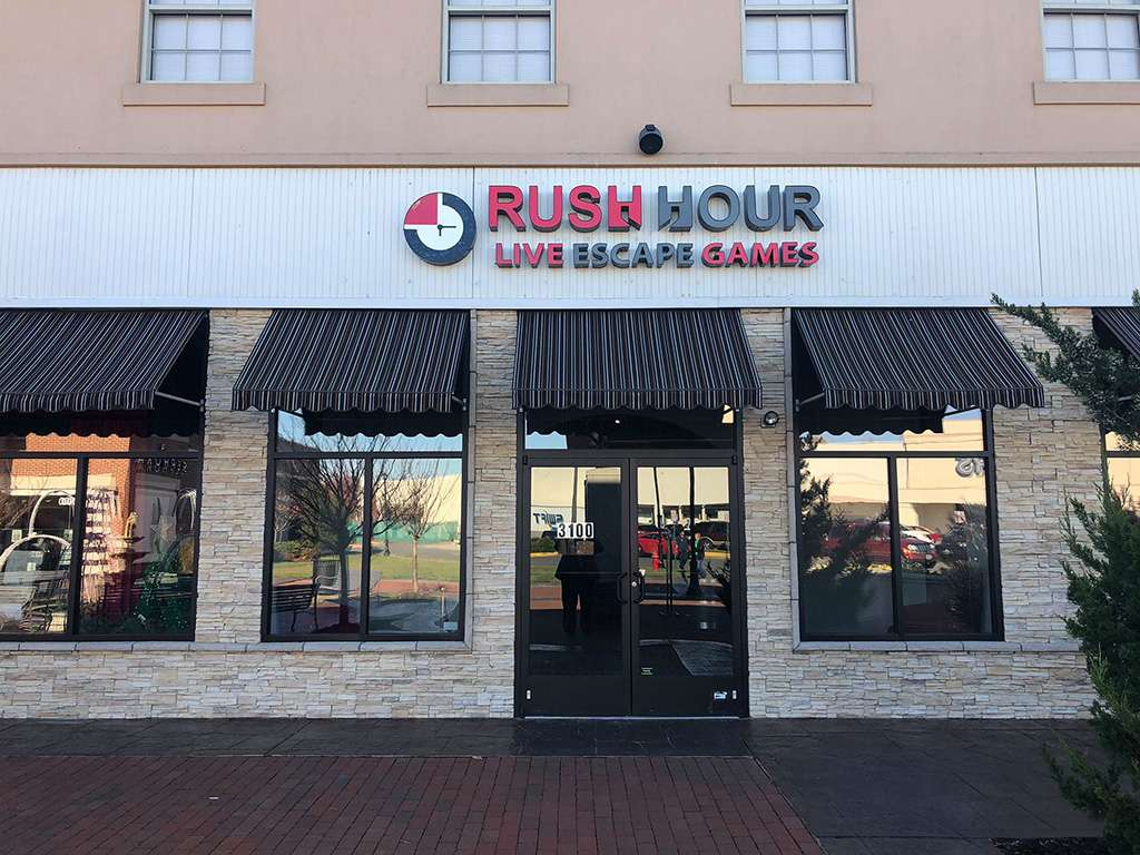 Rush Hour Live Storefront